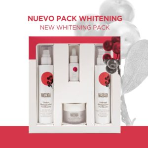 Pack whitening de Massada